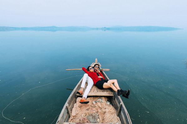 Un couple, c'est embarquer dans le même bateau!
