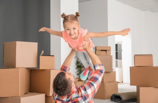 Comment aider votre enfant à se sentir bien dans sa nouvelle vie après votre séparation?